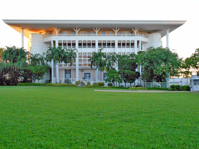 NT Parliament House
